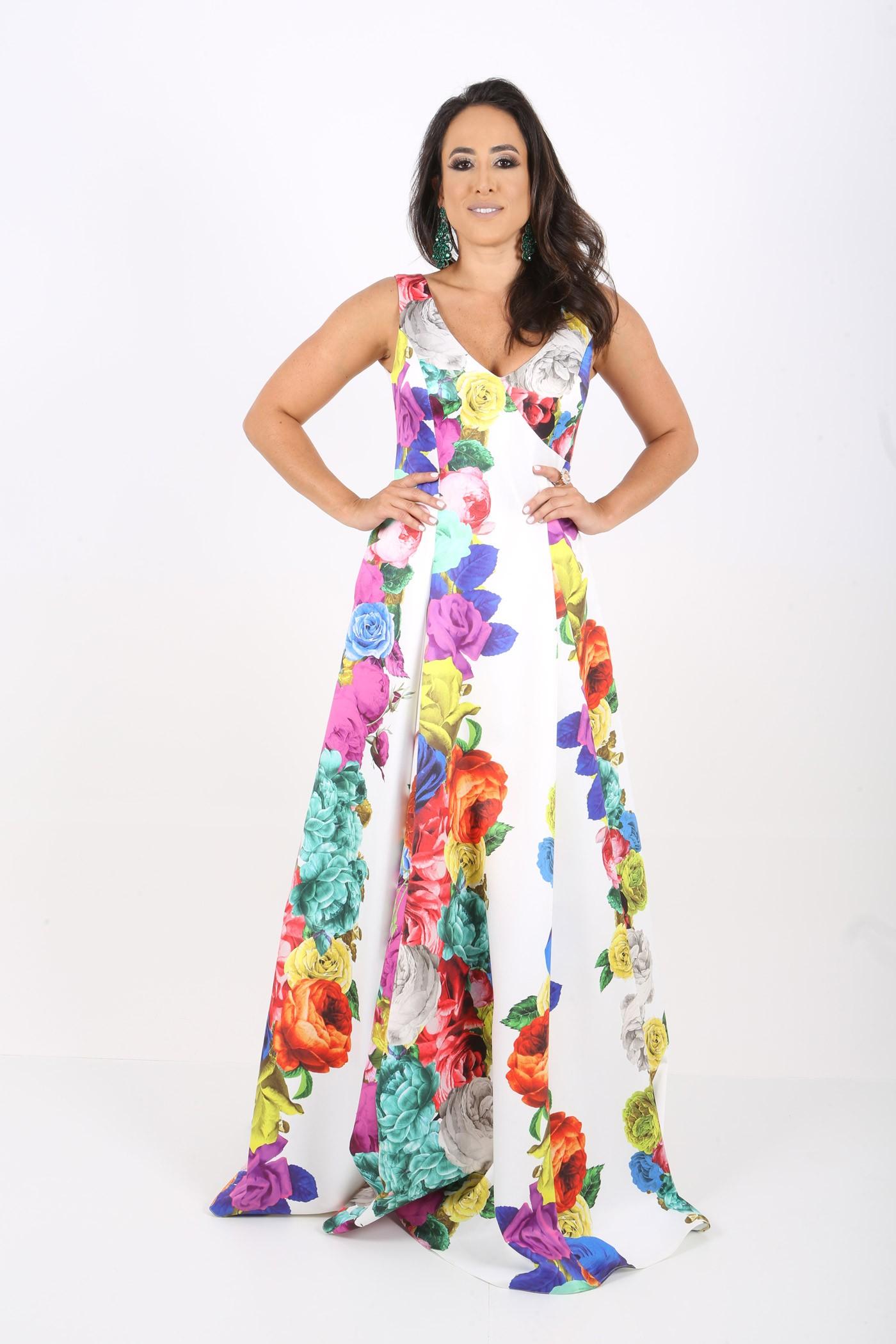 Fatima Scofield - Floral