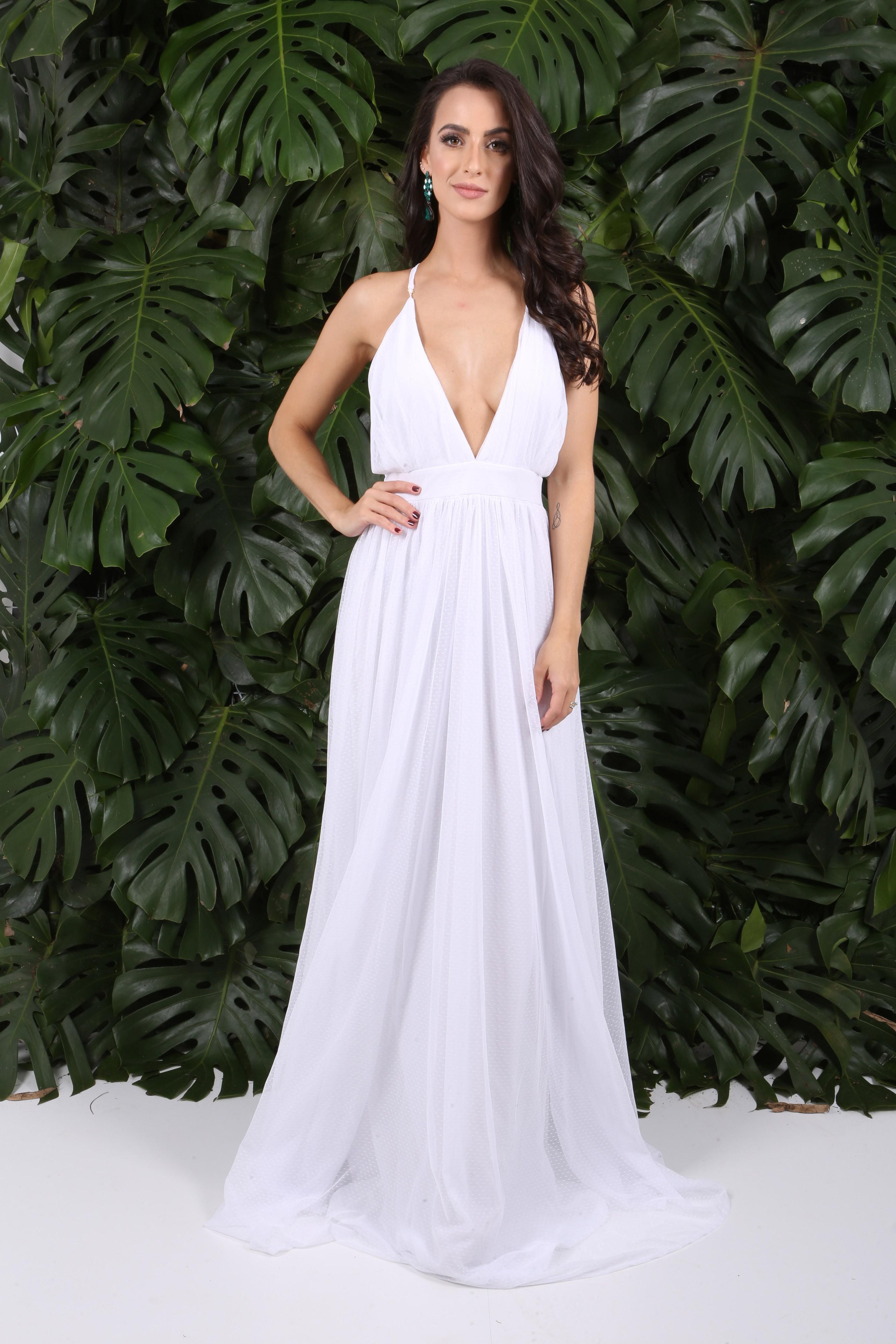 Aluguel - Vestido Lupita Poá