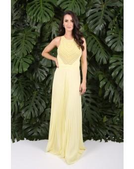 Vestido Amarelo - Candy