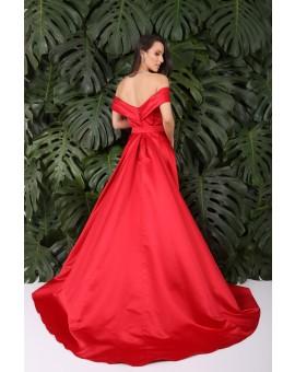 Aluguel Lia Rabello - Vermelho Glamour