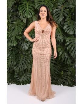 Idrissi Dress Rosé
