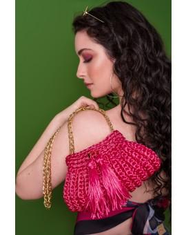 Bolsa Amarílis Pink