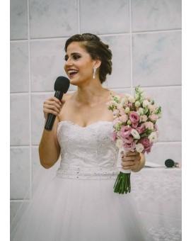 Nova Noiva - Branco Princesa