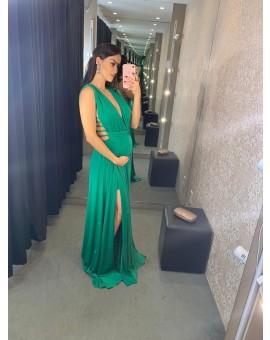 Vestido Safira - Verde