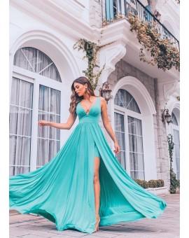 Vestido Amanda - Verde