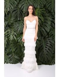 Fabulous Agilita - Branco Babados