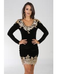 Aluguel Almada Brand - Black Dress