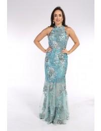 Aluguel Patricia Bonaldi - Azul Tiffany