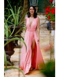 Vestido Safira - Rosê
