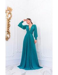 Vestido Grace - Verde
