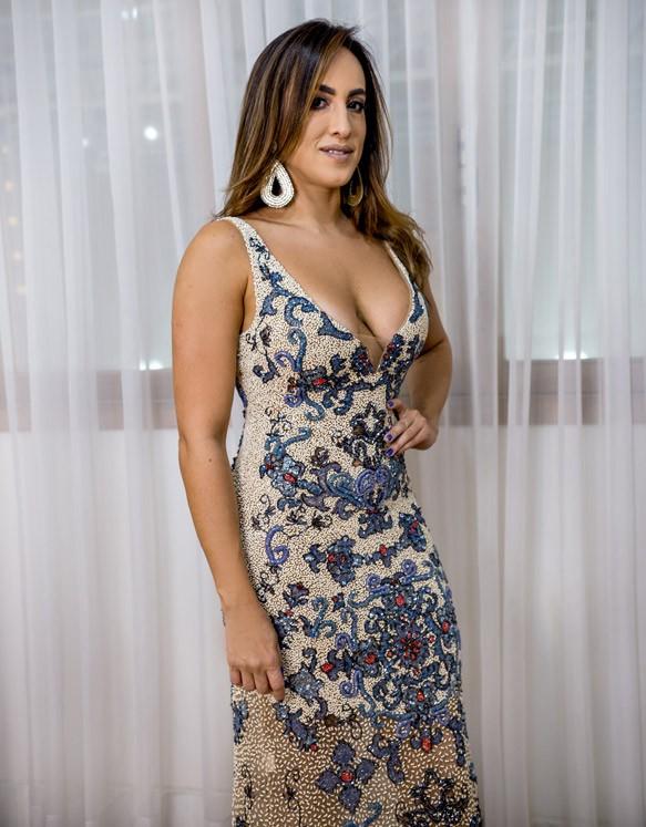 3eb7240a8 Fabiana Milazzo - Pérola - Longos - Vestidos Novos e Semi-novos